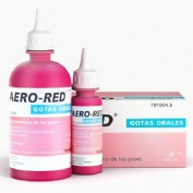 AERO-RED GOTAS ORALES, 1 frasco de 100 ml
