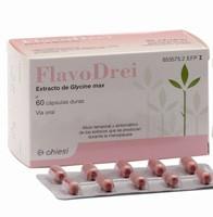 FLAVODREI 40 mg CAPSULAS DURAS, 60 cápsulas
