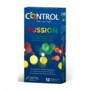 Control Sex Senses Preservativos (Fussion 12 U)