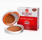 HELIOCARE SPF 50 COMPACTO OIL FREE (BROWN 10 G)