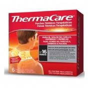 Thermacare parche termico cuello hombro muñeca (6 parches)