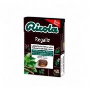 Ricola Caramelos Sin Azucar (Regaliz 50 G)