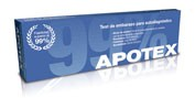 Apotex Hcg Test De Embarazo (1 U)