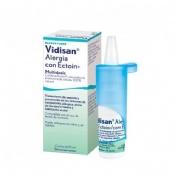 Vidisan Alergia Con Ectoin Colirio Multidosis (10 Ml)