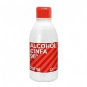 Alcohol Etilico Cinfa 96º (250 Ml)