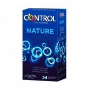 Control Adapta Nature Preservativos (24 U)