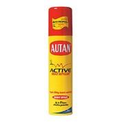 Autan protection plus spray repelente aerosol 10