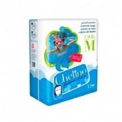 Chelino Fashion & Love Pañal Bañador Infantil (T - M 5- 9 Kg 12 Pañal)