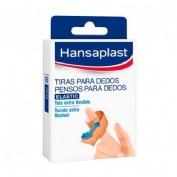 Hansaplast Tiras Adhesivas Para Dedos Aposito Adhesivo (16 U)