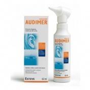 Audimer Audiclean Solucion Limpieza Oidos (60 Ml)
