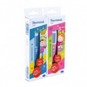 Termometro Digital Thermoval Rapid Medicion Rapida (Kids Color)