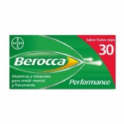 BEROCCA PERFORMANCE (FRUTOS ROJOS 30 COMP EFERV)