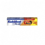 Kukident Pro Doble Accion Crema Adh Protesis Dental (Neutro 60 G)