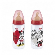 Biberon fc pp latex - nuk first choice (2 l 300 ml disney mickey)