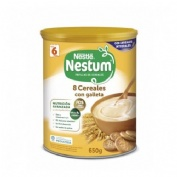 Nestle Nestum Papilla 8 Cereales Con Galleta (650 G)