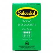 SALCEDOL, 1 frasco de 125 ml