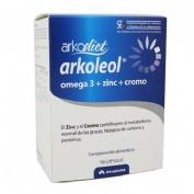 ARKOLEOL METABOLIZA LAS GRASAS (90 CAPS)