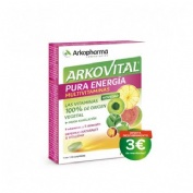 Arkovital Pura Energia Multivitaminico (30 Comp)